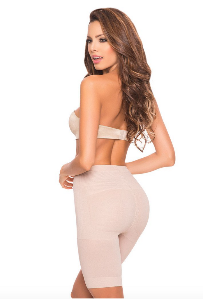 LATY ROSE 21995 HIGH WAIST BUTT LIFTER SHAPING SHORTS