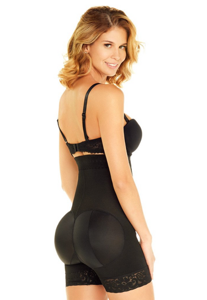 Diane & Geordi 002407 Women's Strapless Bodysuit Shapewear / Powernet