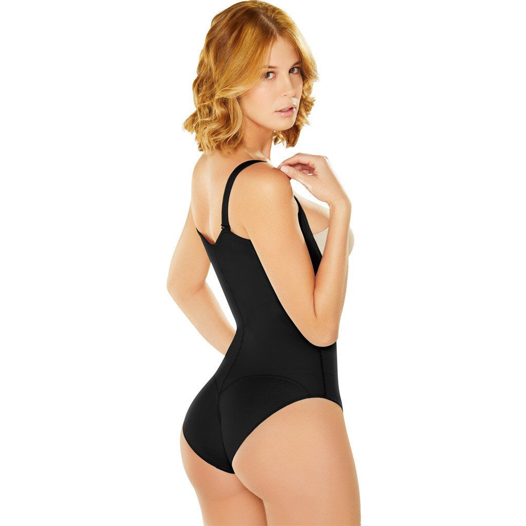 Diane & Geordi 002375 Torsette Shapewear for Women / Latex