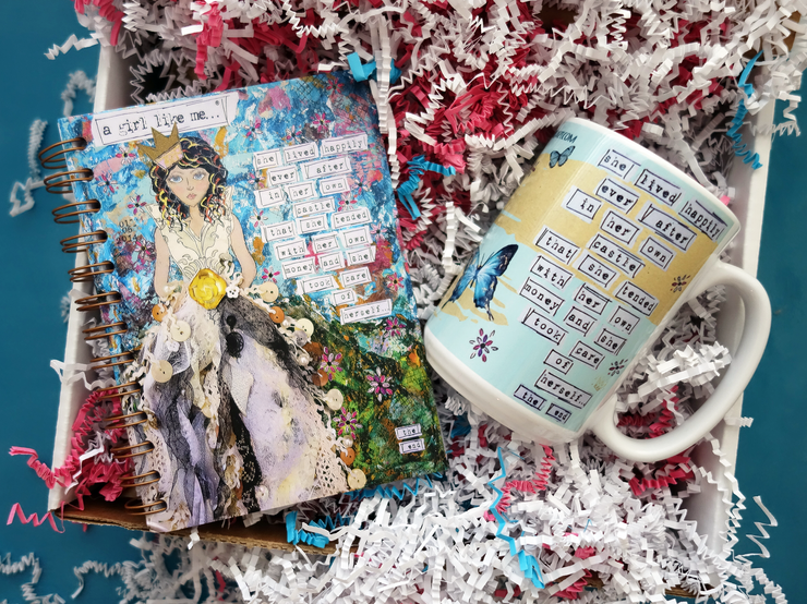She Lived Happily Ever After in Her Own Castle - Gift Bundle