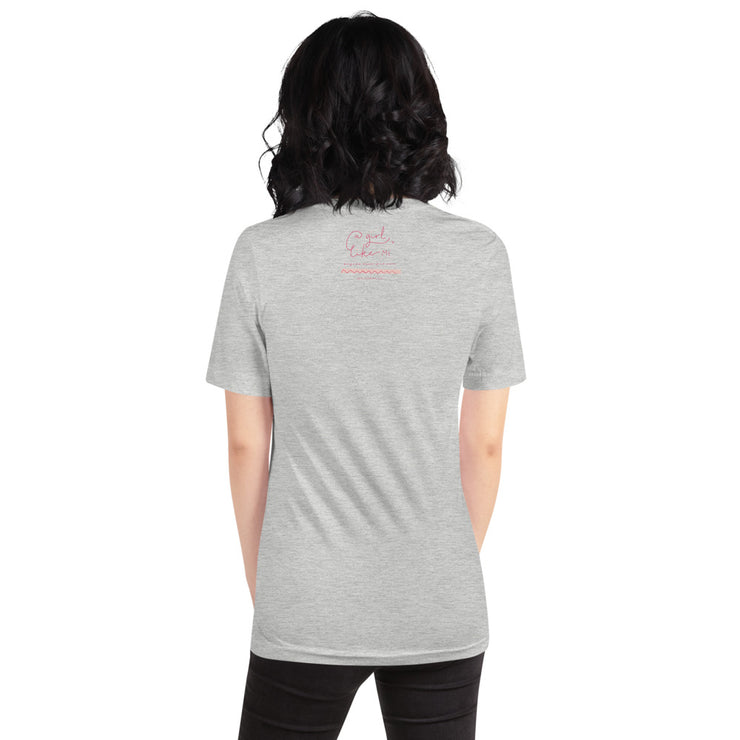 WOMEN'S - Castle Short-Sleeve Unisex T-Shirt