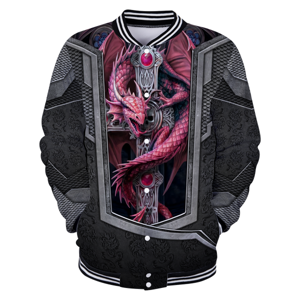 3D Tattoo and Dungeon Dragon Hoodie HAC26124