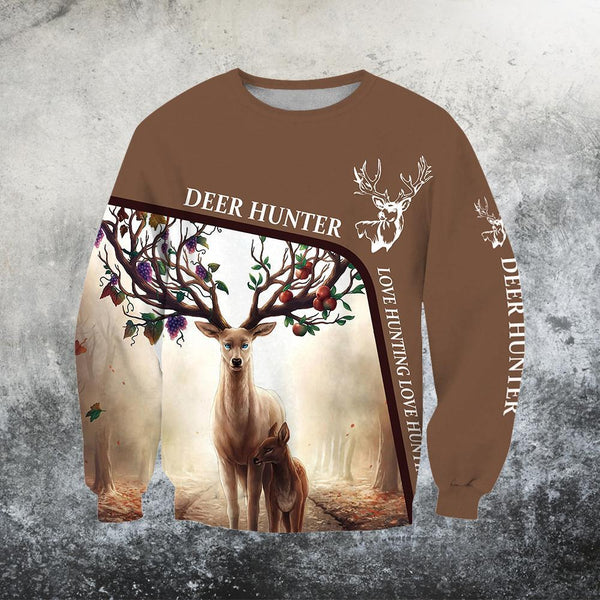 Love Deer Hunting Clothes TT170802