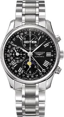 Longines Master Collection Mens Watch L26734516 - Free Shipping -  Promenade Watches