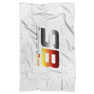SupercarsBuzz Cozy Blanket