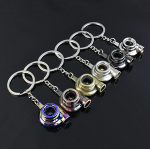 Turbocharger Key Chain