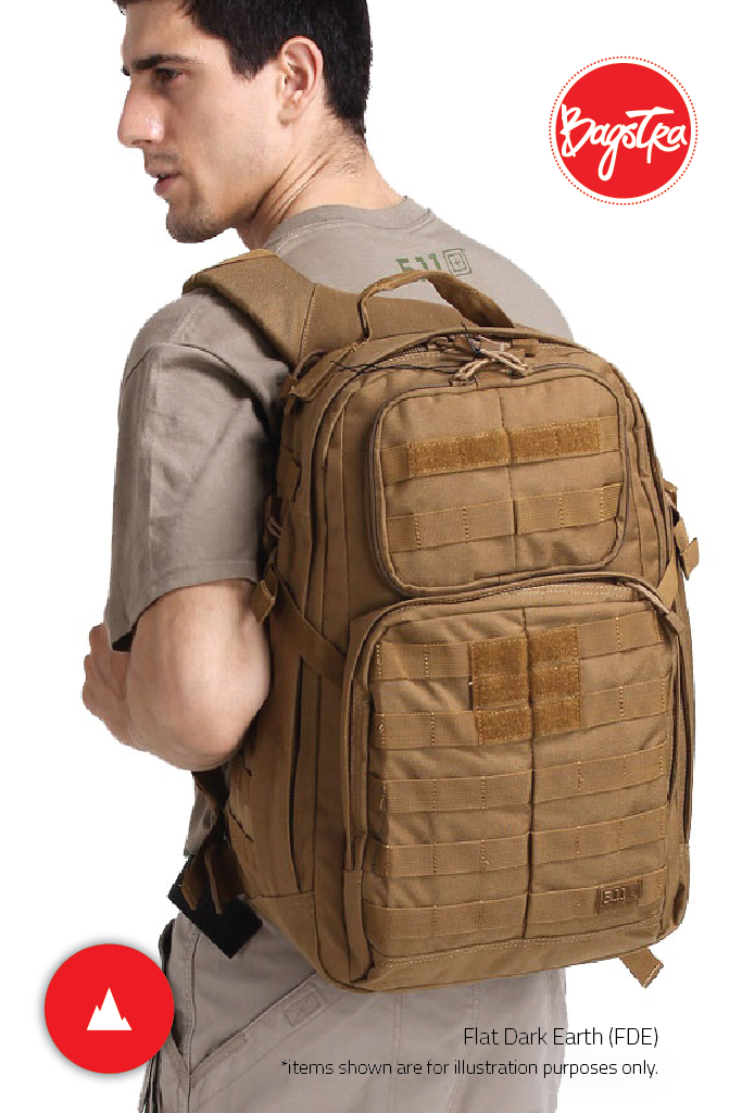1a9c8fa136 5.11 Tactical Rush 24 Backpack - Bagstra