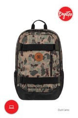 DC Shoes Clocked Backpack