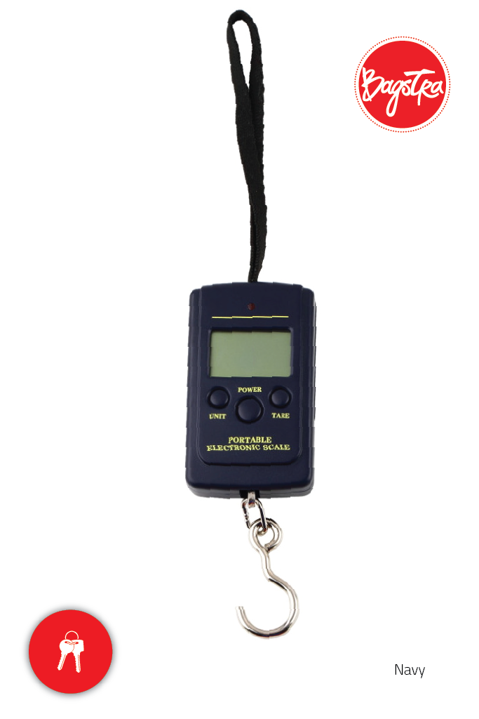 Electronic Luggage Scale 2