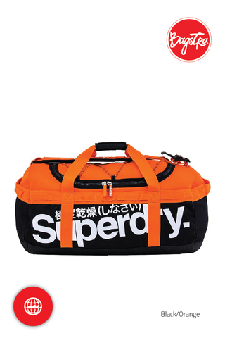 Superdry Trainer Tarp Kit Bag Duffel