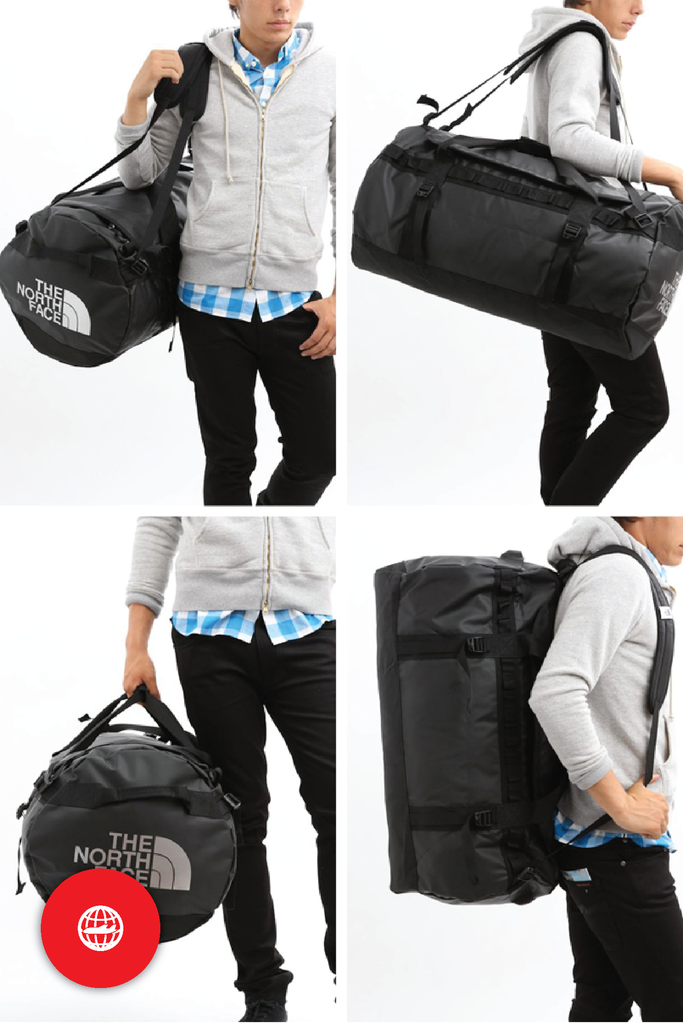 The North Face Base Camp Duffel - Large - Bagstra c2f01922d2