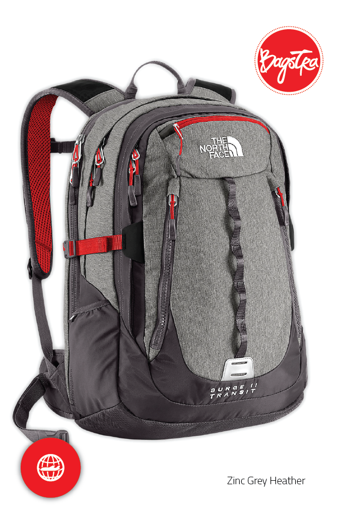 885d2fab5 The North Face Surge ii Transit - Bagstra