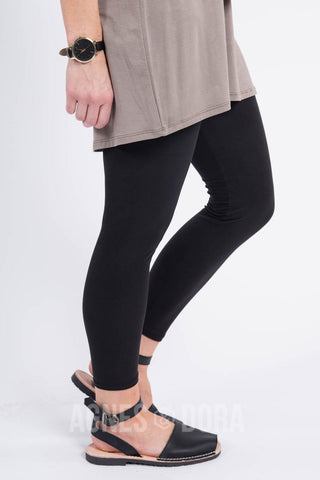 Agnes & Dora™ Leggings Solid Black