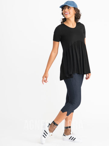 Agnes & Dora™ Muse Top Black
