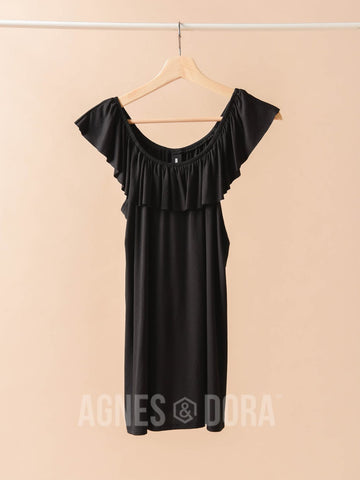 Agnes & Dora™ Under the Moon Top Black