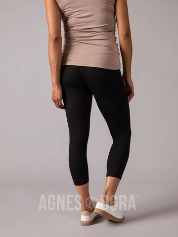 Agnes & Dora™ Pocket Crop Black