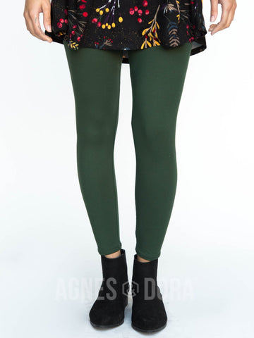 Agnes & Dora™ Leggings Evergreen