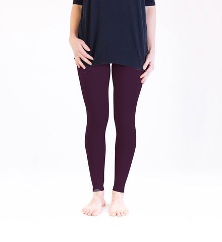 Agnes & Dora™ Leggings Classic Purple