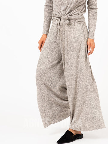 Agnes & Dora™ Pull On Pant Warm Grey