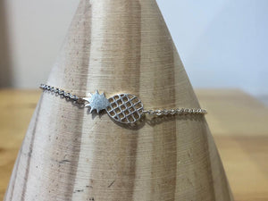 Little Miss Pineapple Bracelet