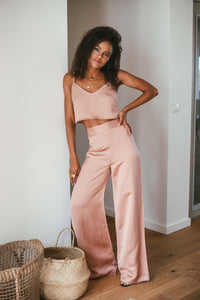 Love Trousers - Rose