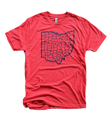 PIXEL OHIO RED