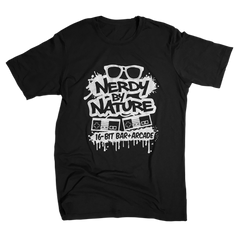 NERDY BY NATURE - CREW NECK