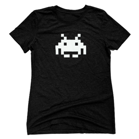 SPACE INVADERS GLOW - WOMENS