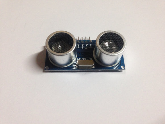 Ultrasonic 4 pin Sensor, Arduino Compatible