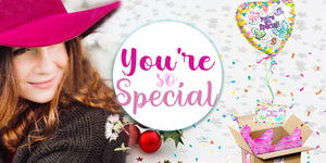 You're so special