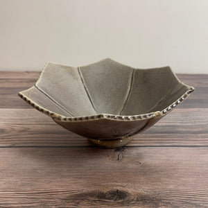 Hexagon Flower Bowl - KOKO utsuwa