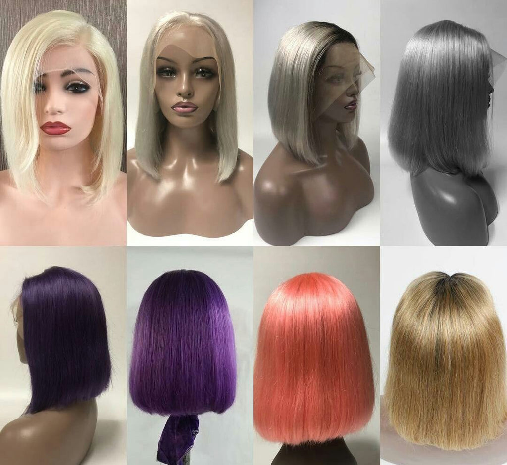 Fantasy Color Lace Wigs