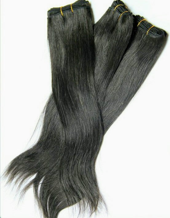 Natural Straight Extensions
