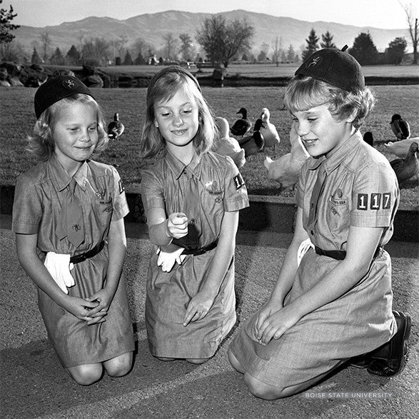 Idaho Kids of Yesteryear