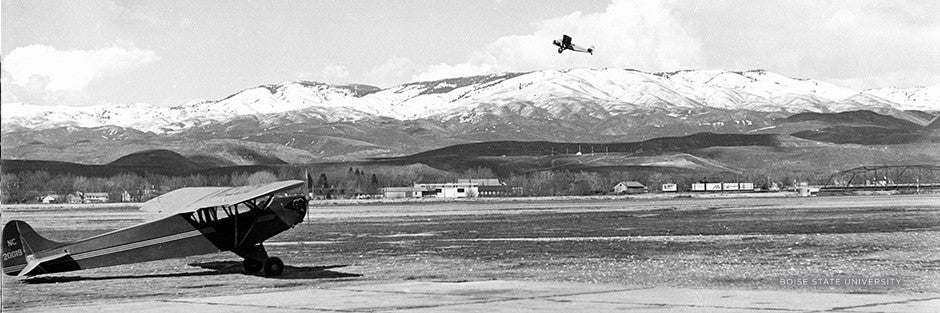 Early Idaho Aviation