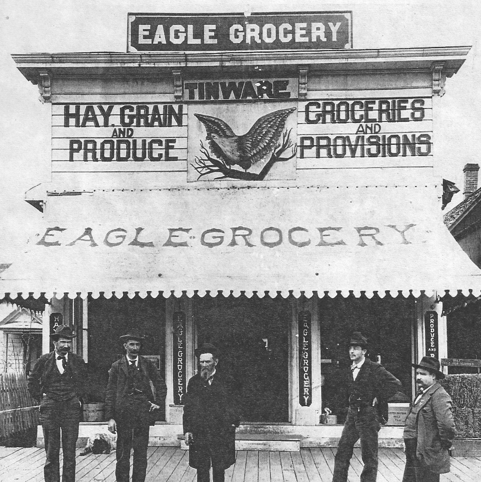 The Eagle Grocery