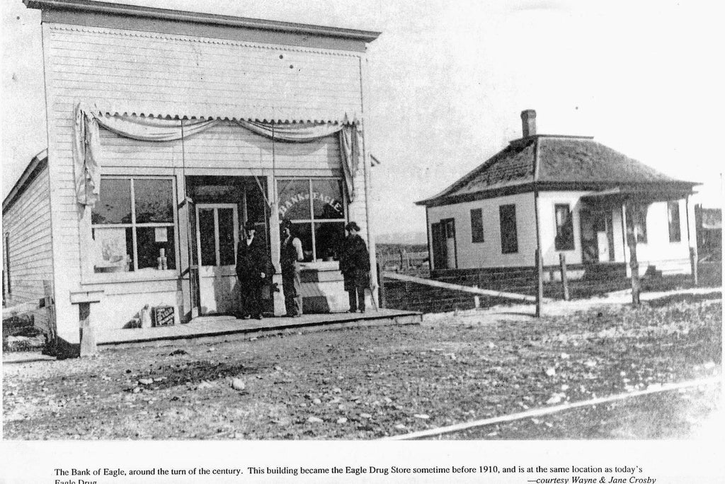 Bank of Eagle ca1900