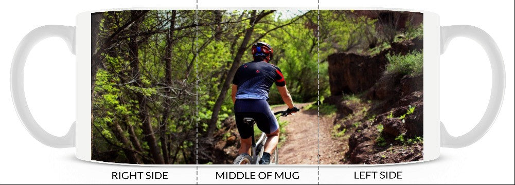 Mug- Mountain Bike