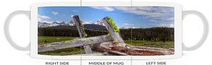 Mug-Sawtooth Mountain Fence