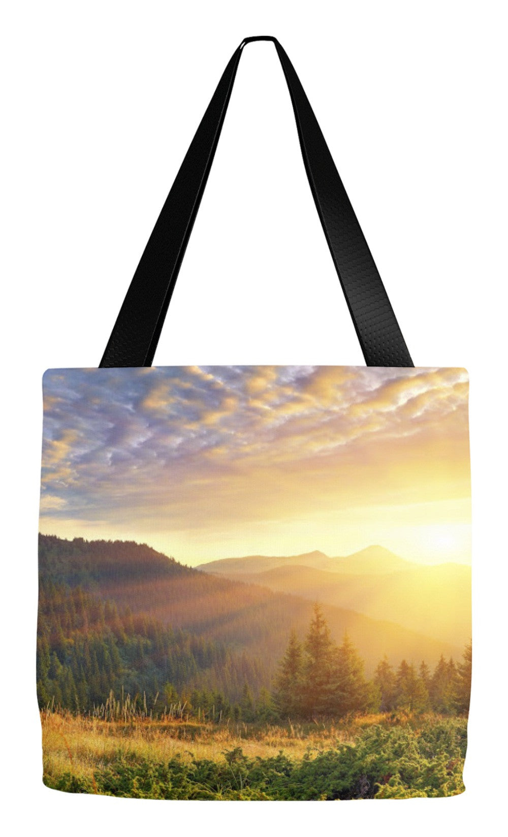 Tote Bag-Sunrise