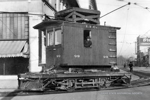 Interurban Car-7th & Bannock ST