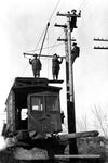 Interurban RR Men Working Eng 99