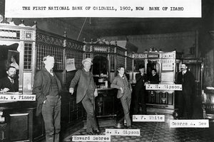 Caldwell First National Bank