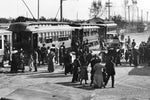 Orchard ST Fairgrounds - Trolley Cars