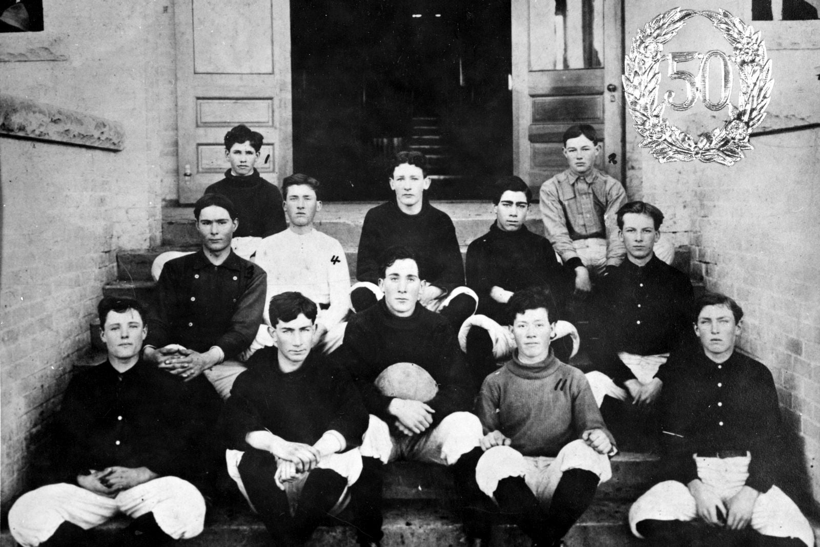 Meridian High Football 1907