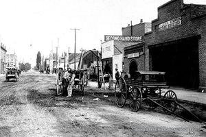 Boise Streets 9th ca1895