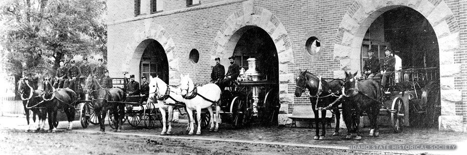 Horses and Pumpers to Serve