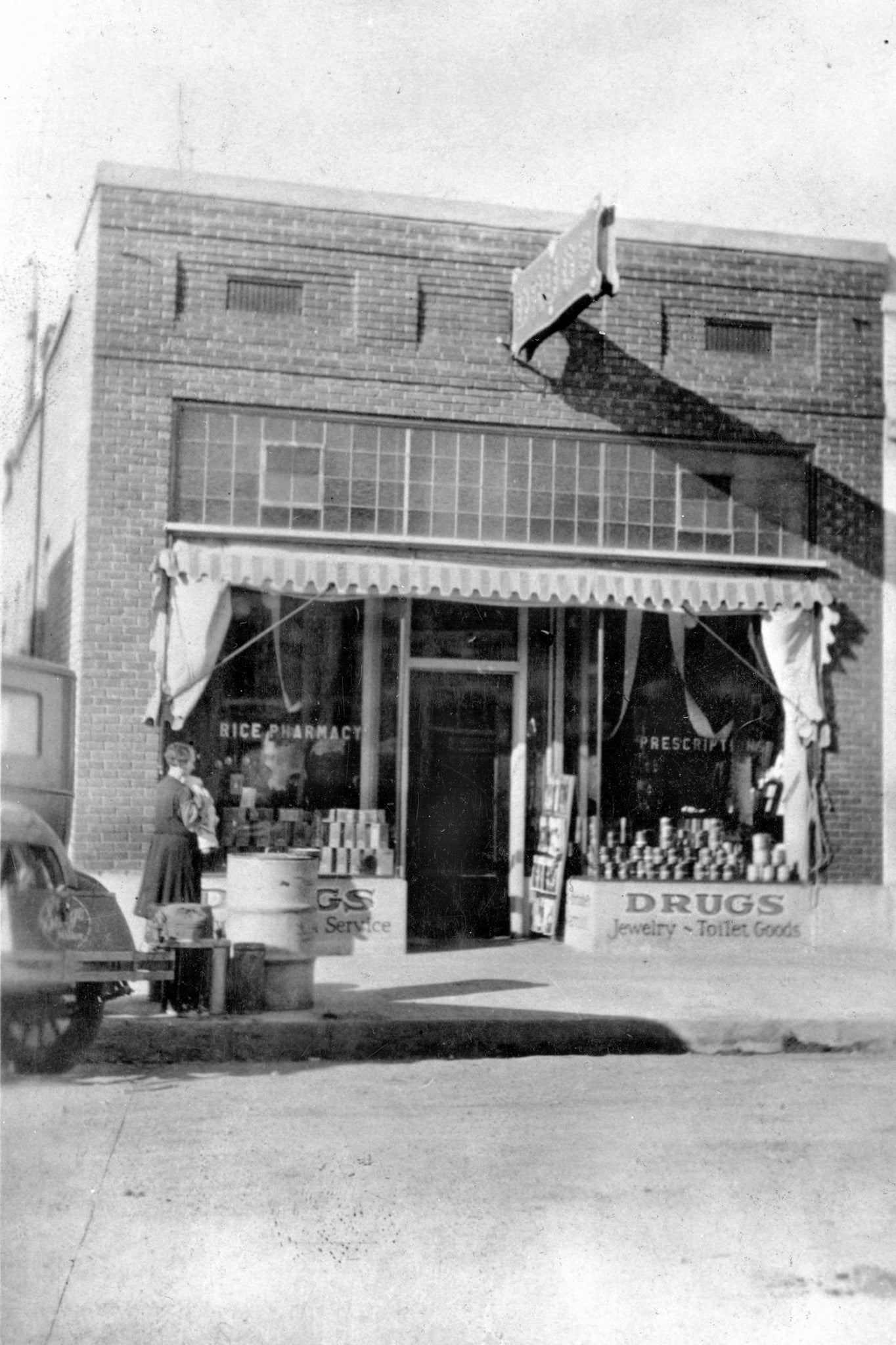 Meridian - Rice Pharmacy 1926