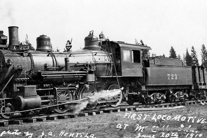 McCall Locomotives