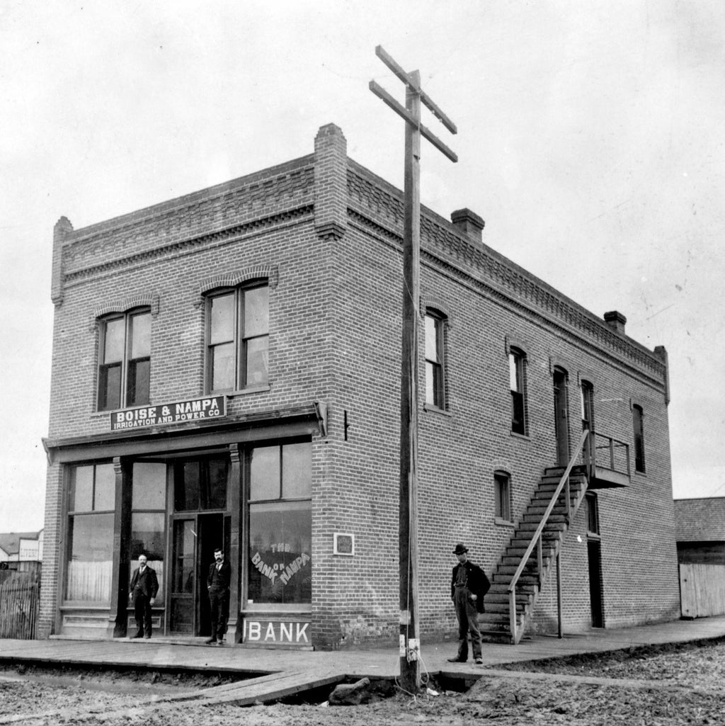Boise and Nampa Irrigation and Power Co, Nampa